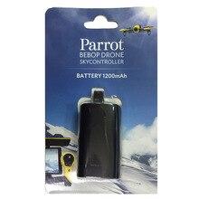 Original Parrot Bebop Drone 3.0 battery for Parrot drone quadcopter Spare Parts 1200mAh battery