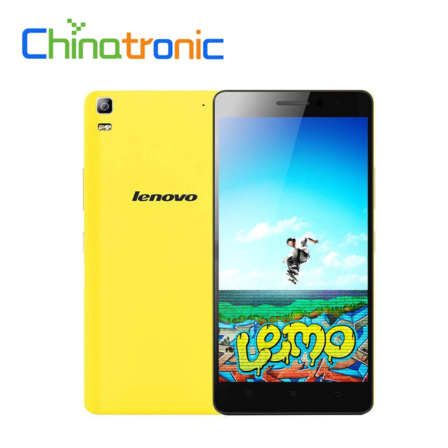 In Stock Gift Original Lenovo K3 Note K50-T5 Global Firmware Mobile Phone MTK6752 Octa Core Dual SIM 4G LTE 5.5FHD 2GRAM