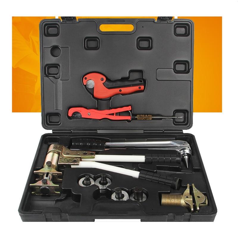 10pcs Plumbing Tools Pex Fitting tool PEX-1632 Range 16-32mm Fittings with Good Quality Popular Tool цена 2017