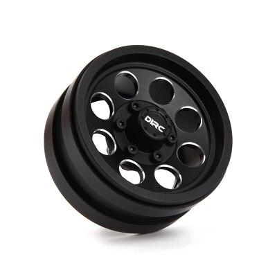 4 piezas D1RC 1,9 pulgadas agujero diseño Beadlock RC llanta de la rueda para las 1:10 las 1:8 Traxxas TRX-4 TRX4 RC4WD D90 d110 TF2 Axial SCX10 90046