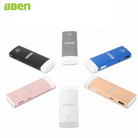 BBen MN1S Mini Computer Stick Dual Boot Windows10 Android 5 1 System Intel X5 Z8350 Quad
