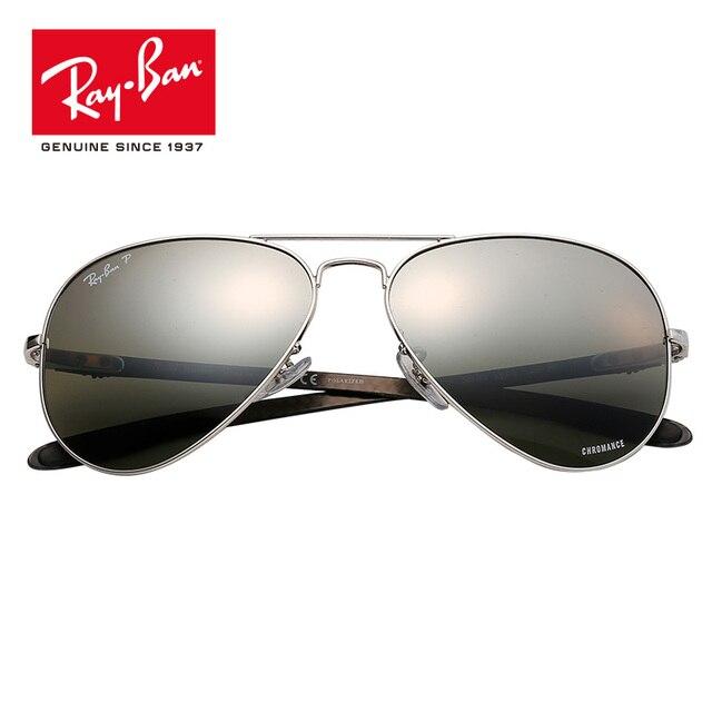 4d2a5c56d8 ... norway rayban original chromance lens aviator sunglasses rb8317ch 003  5j 7f39f e3564