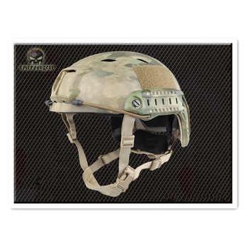 Tactical protective helmet Base Jump Helmet EMERSON FAST Helmet BJ TYPE Multicam DD ATFG Navy Seal EM5659 Safety & Survival