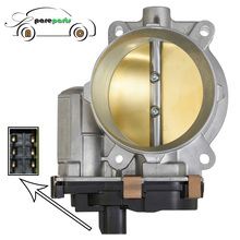 LETSBUY 12629992 New Throttle Body 87MM Boresize For Saab Cadillac Chevy GMC Hummer 2173151 12601387 025623501093 S20019 673013
