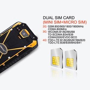 Image 3 - 軍事産業 V18 Santong IP68 防塵水秋 4.5 インチ大画面 4 グラムハードウェアインターホンスマートフォン