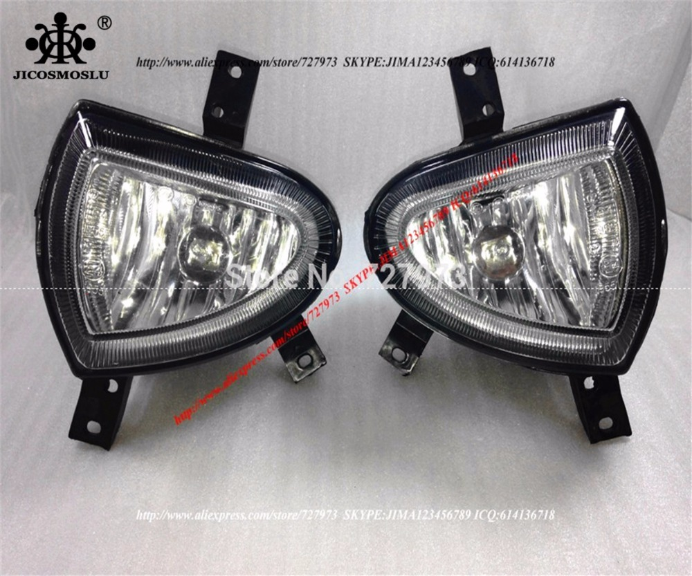 FRONT (LEFT+RIGHT) FOG LIGHT LAMP ANTI-FOG LAMP LIGHT FOR LIFAN SOLANO 620 B4116100 B4116200,2PCS/SET,1 KIT/2PCS GLASS COVER 2pcs right left fog light lamp for b mw e39 5 series 528i 540i 535i 1997 2000 e36 z3 2001 63178360575 63178360576