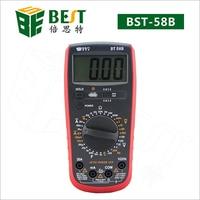 Multimeter AC DC Digital Multimeter Professional Tester Meter Voltmeter Digital LCD Display