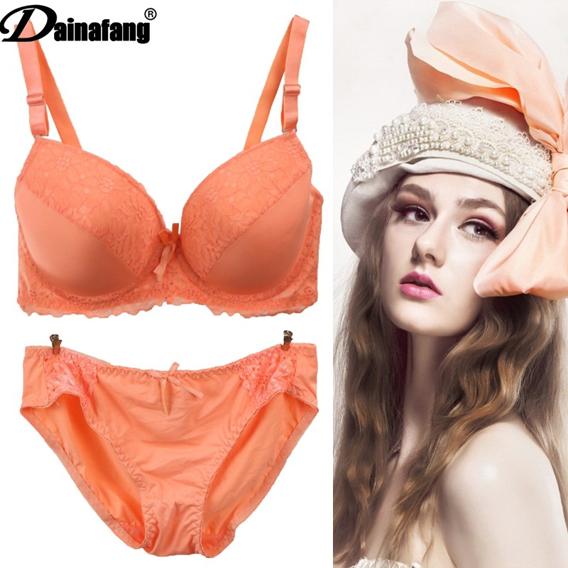 Tops Mother   Bra   For Women Sexy Lace 38/85C 40C/90D 42/95D C D cup Red   bra   Panty   Sets   lace Lingerie Floral bralette encaje DE0043