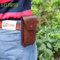 Men Wear Belt Pockets For Xiaomi Mi Max 2 Max Mix 6 4 6 6 Hanging
