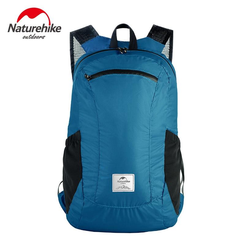 Naturehike Compact Backpack Ultralight Shoulders Bag Су - Спорттық сөмкелер - фото 4