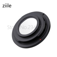 Lens Adapter Ring For M42 Lens To Nikon Mount Adapter With Infinity Focus Glass For Nikon