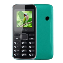 Original IPRO BEE II GSM Unlocked Mobile Phone Dual SIM 1.5 inch Bluetooth MP3 Torch Elders Mini Russian Cellphone No Smartphone
