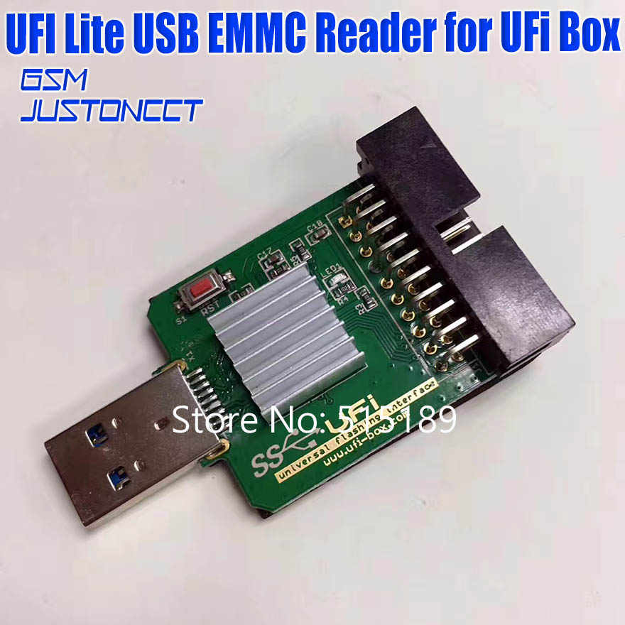 Detail Feedback Questions about Martview UFI ISP Adapter V2 for UFI