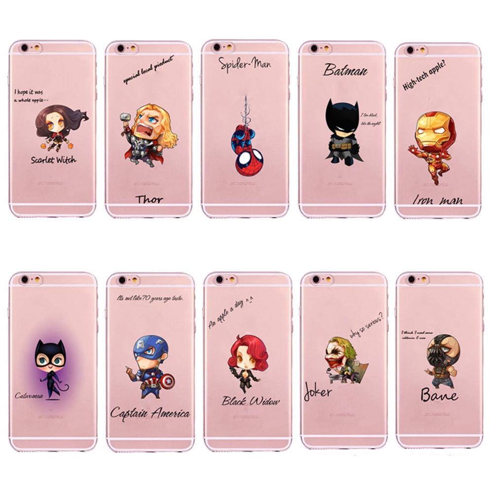 Case For Apple iPhone 78 Plus 5 X 6 Mobile Phone Shell Patte