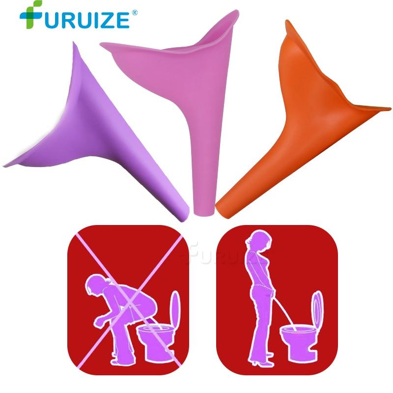 Tualeti i Urinave Femra Portable Gratë Kampe Pajisja Urina Femra - Kujdesit shëndetësor