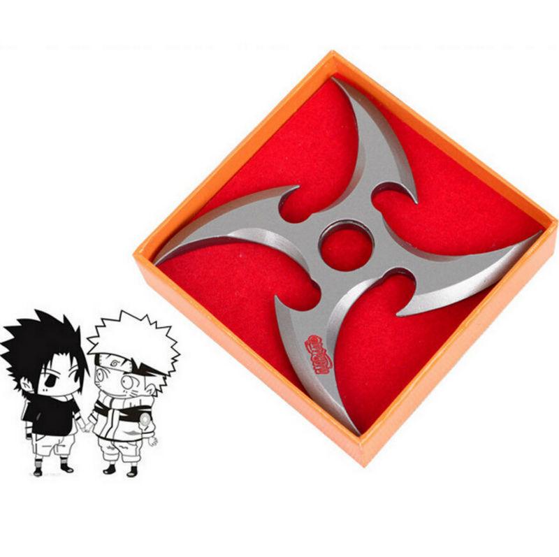 Shuriken Naruto Silver