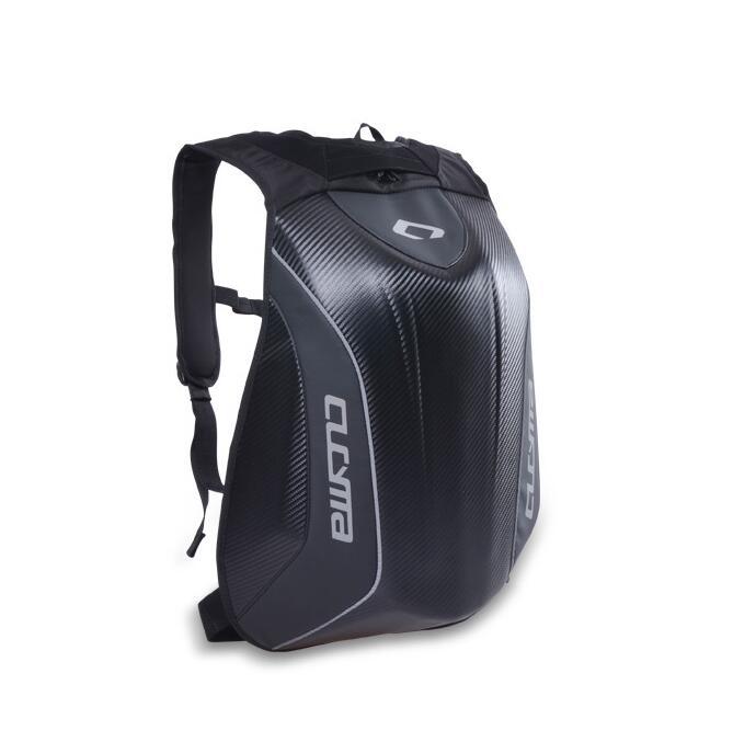 Рюкзак Для Езды На Мотоцикле для Yamaha Racing Team водонепроницаемый из углеродного волокна Жесткий корпус мотоциклетная сумка рюкзак для мотокросса - 2