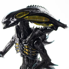 23.5 cm NECA Aliens VS Predators Action Figure Alien Warrior Colonial Marines AVP Collectible Model Toy(China)