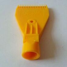 """¡Envío gratis! (20 unids/lote) Tamaño de rosca interna BSPT de 1/4 """", Material ABS, boquillas de aire planas con chorro de viento"""