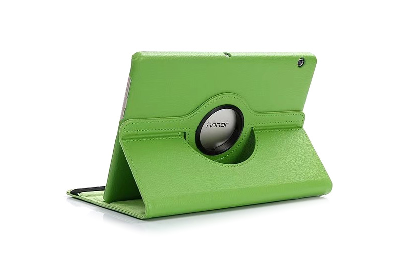 360 Rotating PU Leather Case For Huawei Mediapad T3 10 AGS-L09 AGS-L03 Tablet Case Cover For Huawei Honor Play Pad 2 9.6