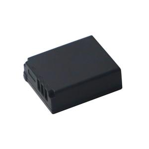 Image 3 - 2Pcs 3.7v 1000mAh CGA S007 CGA CGR S007E S007A BCD10 Battery for Panasonic DMC TZ1 TZ2 TZ3 TZ4 TZ5 TZ50 TZ15 Batteries bateria