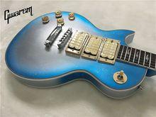 Electric guitar Gwarem lp custom guitar/left hand guitar with 3 pickups/guitar in china