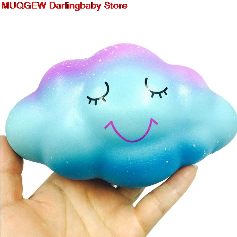 New Exquisite Cartoon Whale Squishy Slow Rising Fun Funny Gadgets Novelty Interesting Toys Stress Relief Squeeze Toys Decoration Welding & Soldering Supplies