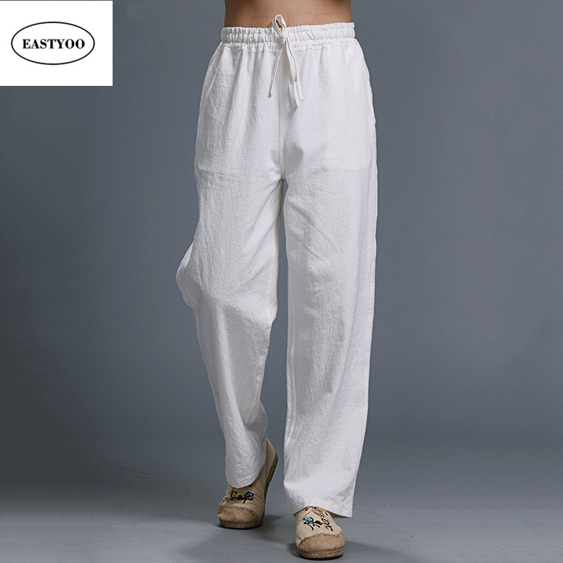 Online Get Cheap Mens White Linen Pants -Aliexpress.com | Alibaba ...