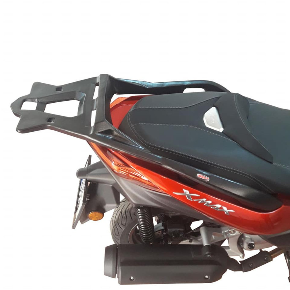 US $188 98 |Motorcycle parts XMAX Rear Bracket Carrier Tail rack Rear  tailbox top box luggage bracket For Yamaha XMAX xmax 300 250 2017 2018-in