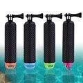 2017 nueva extraíble flotante grip selfie cámara maneje monte flotabilidad barra palo para gopro hero