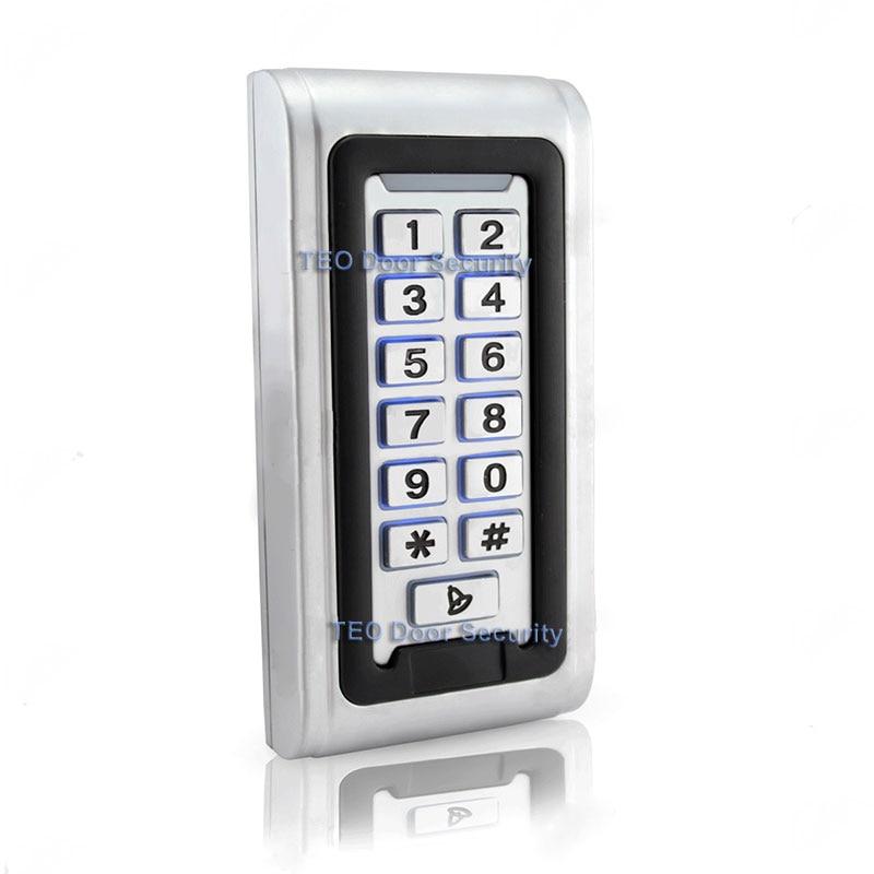 IP68 Impermeable Teclado LED para exteriores Control de acceso - Seguridad y protección - foto 4