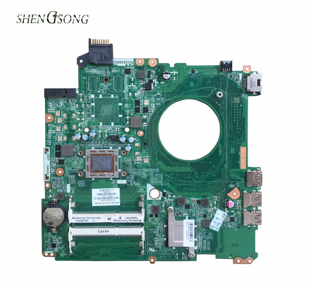 766714-501 Free Shipping 766714-001 DAY23AMB6C0 Laptop Motherboard For hp pavilion 15-P 15Z-P Motherboard A10-5745M full test стиральная машина indesit iwc 6105 b