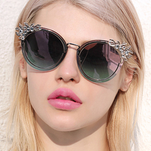 Fashion Sunglasses Women Brand Designer Vintage Sun Glasses For Ladies Oculos Female Shades Sunglass UV400 Oculos de Sol RS629