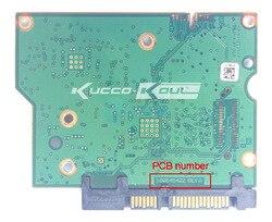 Części do dysku twardego PCB tablica logiczna obwód drukowany pokładzie 100645422 dla Seagate 3.5 dysk twardy sata ST1000DM003 ST2000DM001 ST3000DM001