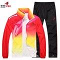 Nueva moda de primavera y otoño hombres y mujeres sudadera con capucha outwear hombres chándal marca de ropa Gradient impreso hoodies AJ167