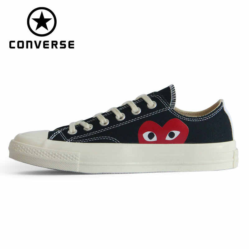 30cf3c0fdfe036 Original Converse Chuck 70 all star shoes love style 1970s men and women s  unisex sneakers Skateboarding