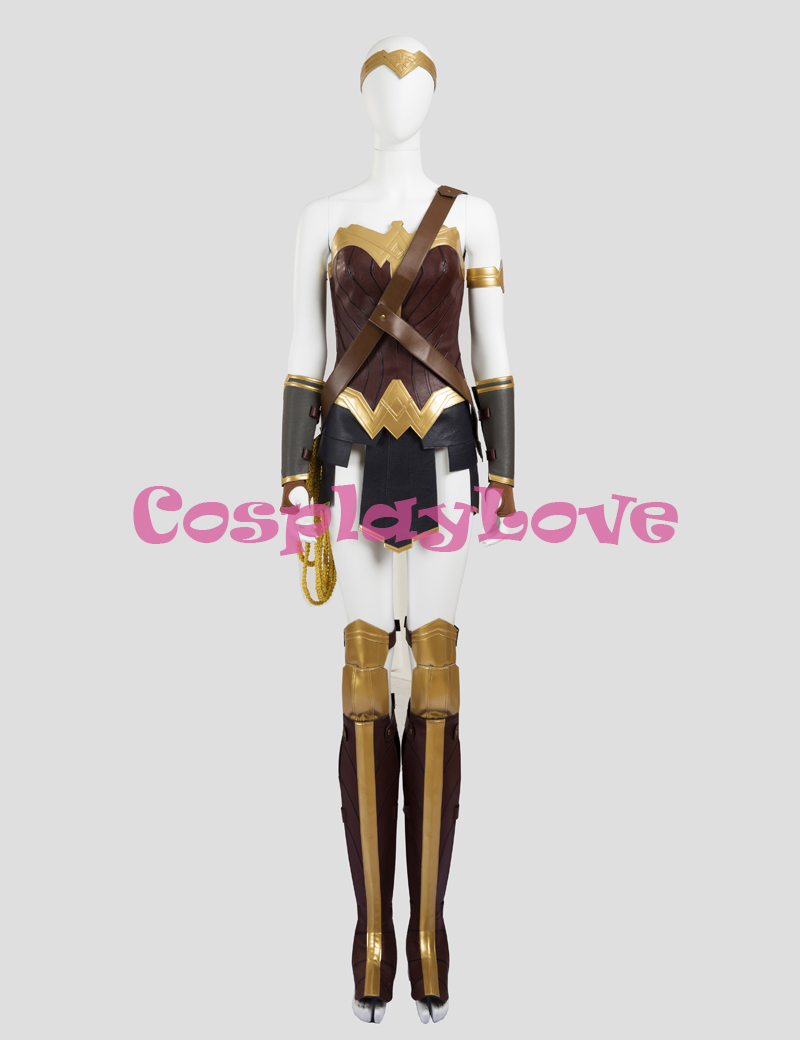 Hot Hero Wonder Woman Cosplay Costume for Halloween Diana Princess Cosplay Costume