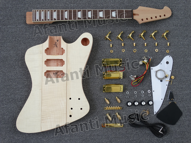 Firebird Electric Guitar Kit Of Afanti Music Afb 511 In Guitar From