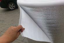 바닥 난방 2mm 두께 알루미늄 호 일 반사 필름 폭 0.5 m x 50 m/롤 25m2 지붕 절연 moistureproof shockproof