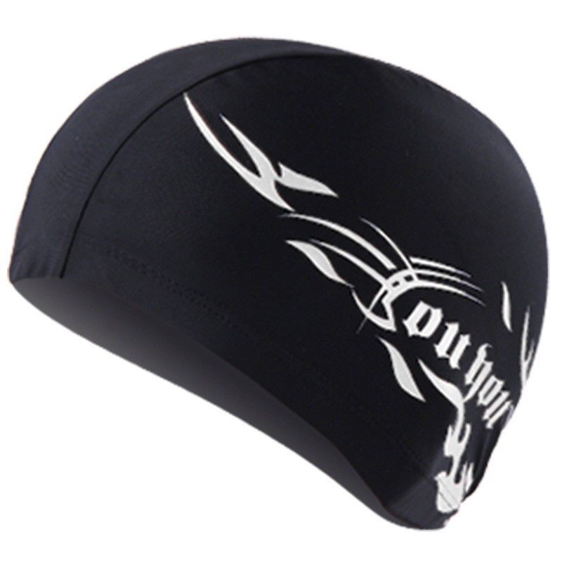 2019 New Adult Swimming Cap Swim Men Women Unisex Nylon Spandex Fabric Swim Caps Hat Sportswear Exquisite (In) Workmanship