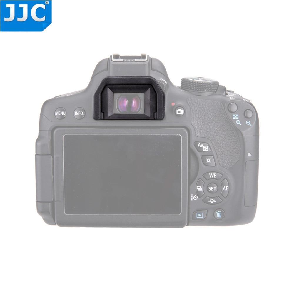 Jjc Kamera Viewfinder Lensa Mata Ef Untuk Canon Eos 700d 650d 600d Push Up Bra Set Sexy Motif Silang Kait Depan Import 016 Yang Ec 1 Karet Meningkatkan Kenyamanan Penggunaan