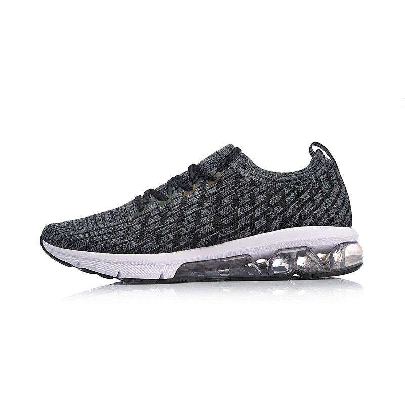 Li-ning hommes bulle ARC coussin chaussures de course réfléchissant Mono fil respirant doublure chaussures de Sport baskets ARHN049 XYP753 - 3