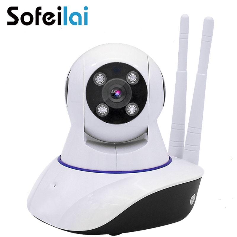 WiFi Wireless Home Security  Surveillance IP Camera 720P Baby Monitor Night Vision CCTV P2P Cameras with 8G 16G 32G 64G SD card электрический насос для топлива smart power sp 810ep