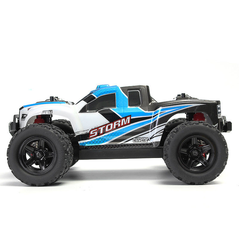 US $58 49 25% OFF Aliexpress com : Buy OFF Road Vehicle 1/18 2 4G 4WD High  Speed Big Foot RC Racing Car HS 18301/18302 Rc Cars Toys for Children Hot