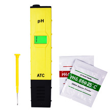 Backlight 0.1 Akurasi Digital Aquarium PH Meter Portable Pocket Tester Tahan Air Kualitas Tinggi 50% Off(China)