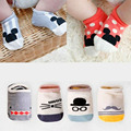 Newborn Baby Socks Floor Soled Socks Kids Cotton Short Socks With Rubber Soles For Toddlers Kniekousen Baby Meias Infantil
