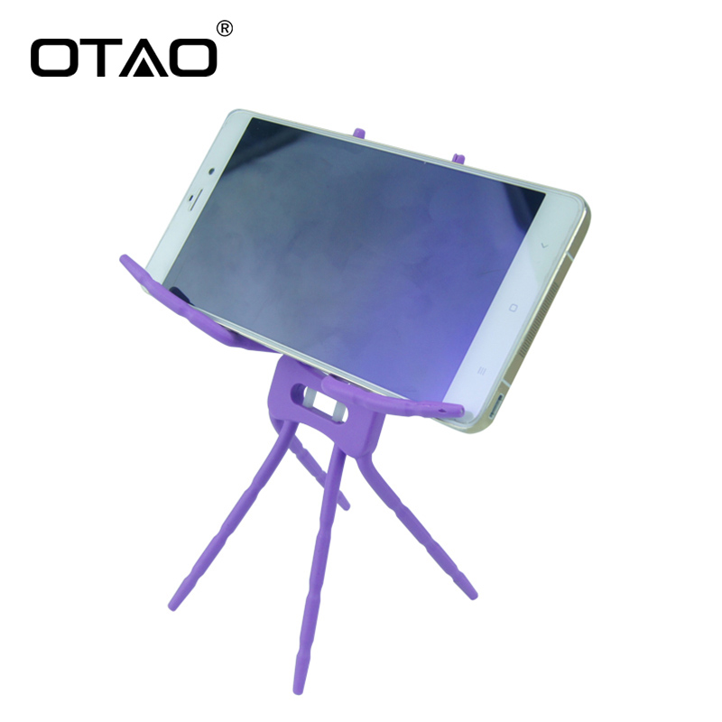 OTAO Universal Spider Mobile Phone Holder For iPhone 6 6 S Plus Stent