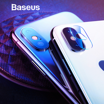 Baseus Camera Len Protector For iPhone X 0.15mm Thin Transparent Camera Len Film For iPhone X Tempered Glass