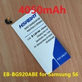 4050mAh EB-BG920ABE Mobile Phone Battery Use for Samsung Galaxy S6 G9200 G920f G920i G920A G925S Phone