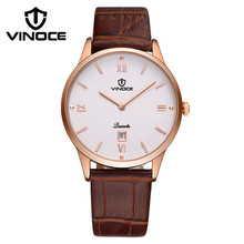 New 2016 hot sell Mens Watches Top Brand Luxury Quartz Watch V3283 watch Gold white Fashion style super quality for wholesale